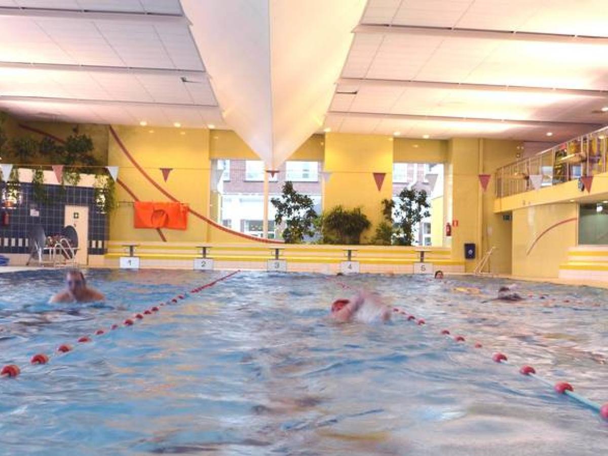 Dilkom - gemeentelijk zwembad
