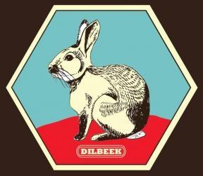 Dilbekenaren zijn konijnenfretters