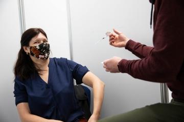 Vaccinatiecentrum Dilbeek-Ternat klaar voor start