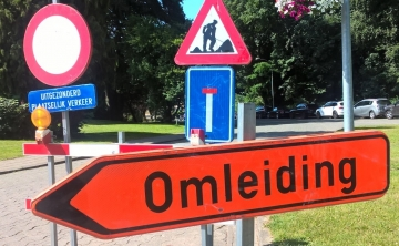 Werken in Hoogveld/Molenberg en Kloostermuur