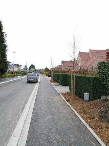 Werken Hoogveld-Molenberg liggen stil