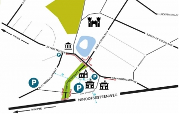 Werken Masterplan Dilbeekse kern: fase 4 start op 31 juli