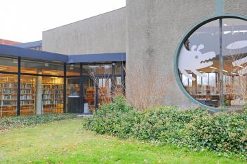 Bibliotheek De Wolfsput heropent op 2 juni