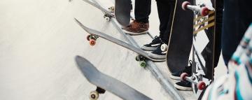 Heropening skateparken Dilbeek en Ternat onder bepaalde voorwaarden