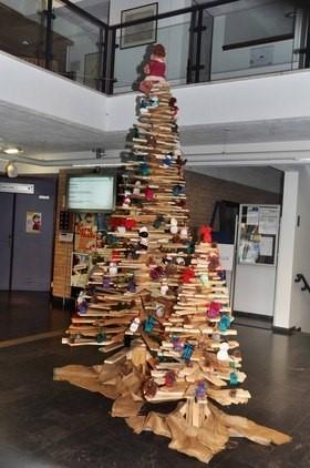 Versier met je vereniging een kerstboom in Westrand