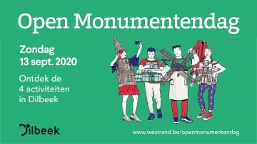 banner open monumentendag 13 september
