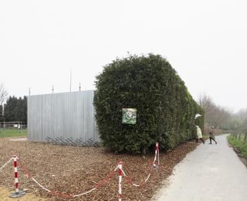 Rotor - Bezoekerspaviljoen