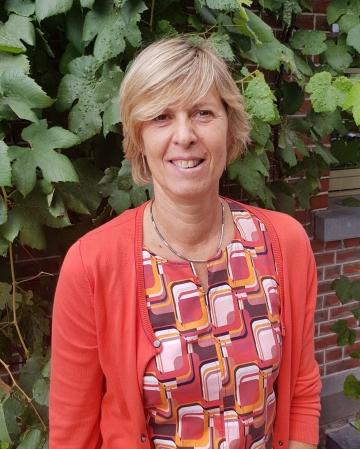 Juf Ingrid: schoolhoofd