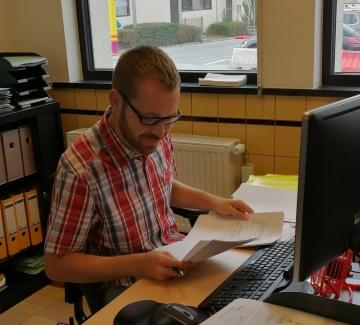 Bart De Smet, medewerker financiën