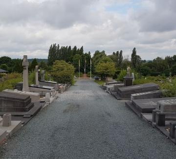 Naar een groenere en betere begraafplaats Dilbeek