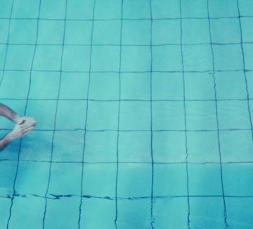 Het zwembad