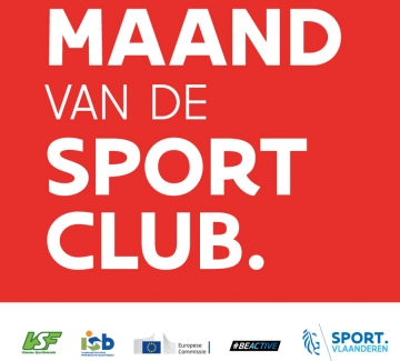 Foto: logo maand van de sportclub