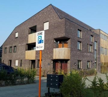 Foto Welzijnscampus Nieuwenbos