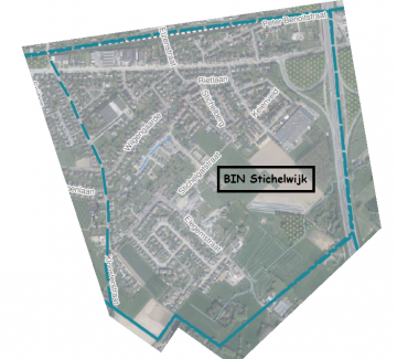 grenzen BIN Stichelwijk