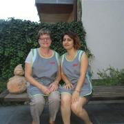 Martine en Christine