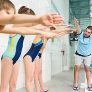 zwemlesgevers/hoofdredders