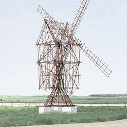 Gijs Van Vaerenbergh - Study for a Windmill