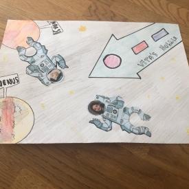 ruimtemannetjes