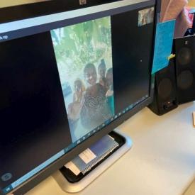 computerscherm skype