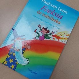 boek kaft Foeksia de miniheks