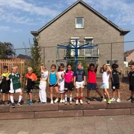 kinderen sportkledij
