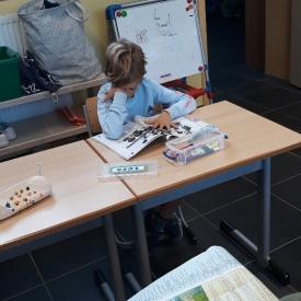 contractwerk in de klas
