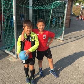 Dag van de sportclub voetbal